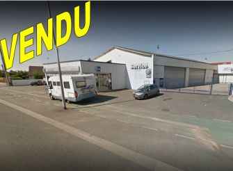 Vente local industriel GIEN - photo