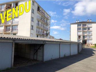 Vente garage GIEN - Rue du Parc - photo